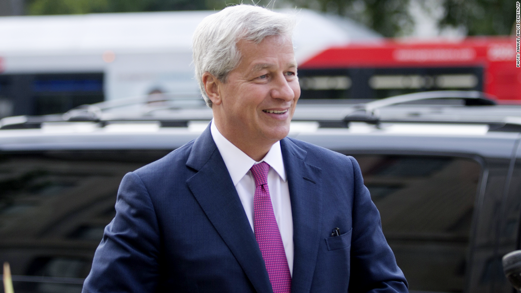 ceo jamie dimon