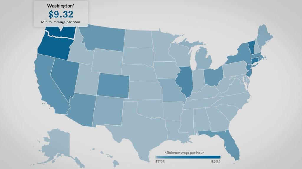 map minimum wage