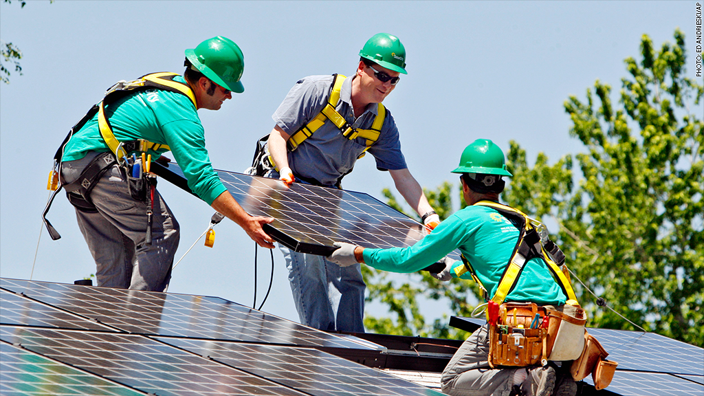 solarcity roof panels