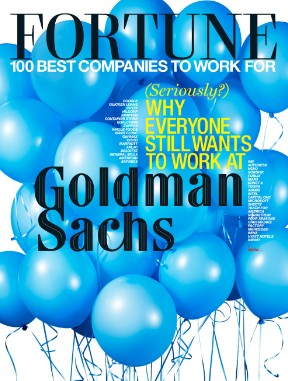 The 100 Best Companies to Work For