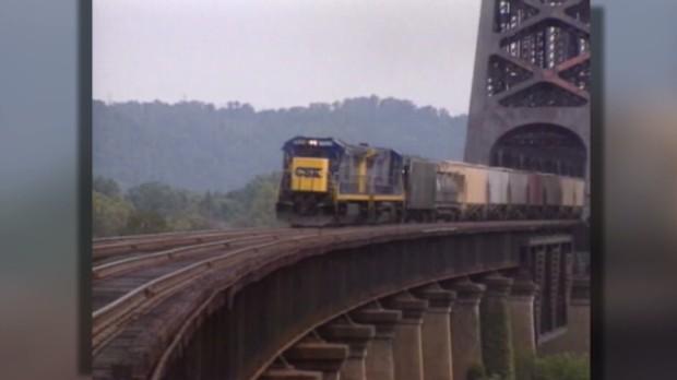 Train stocks go off the rails