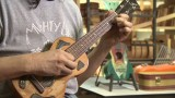 How hand-crafted ukuleles are made