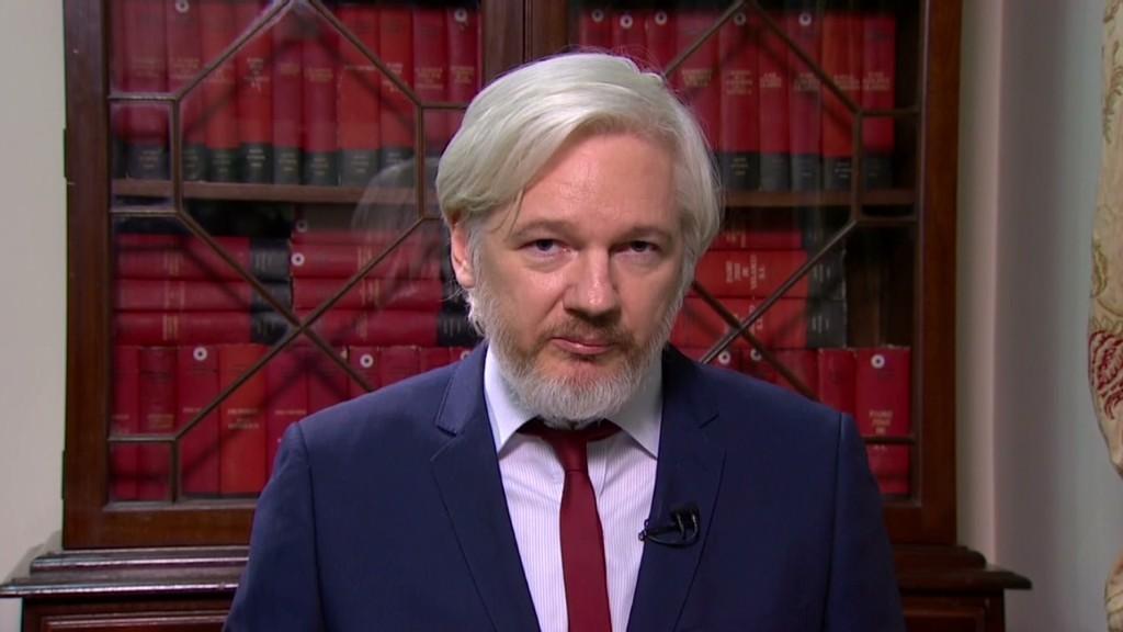Assange: NSA hurting U.S. tech companies