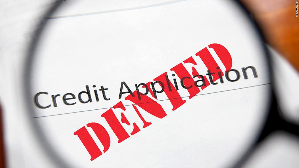 credit denial