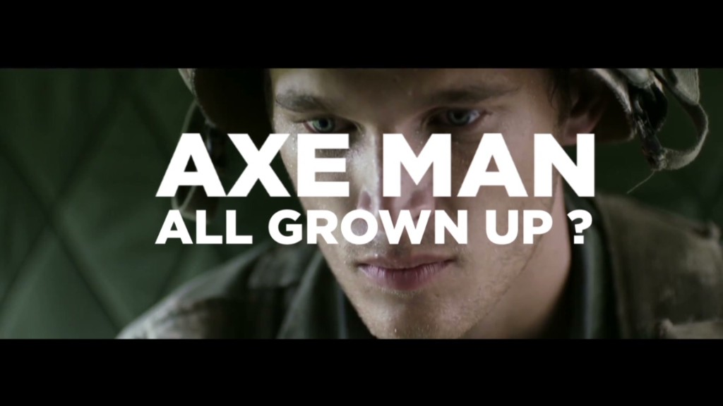 Axe's Super Bowl ads grow up
