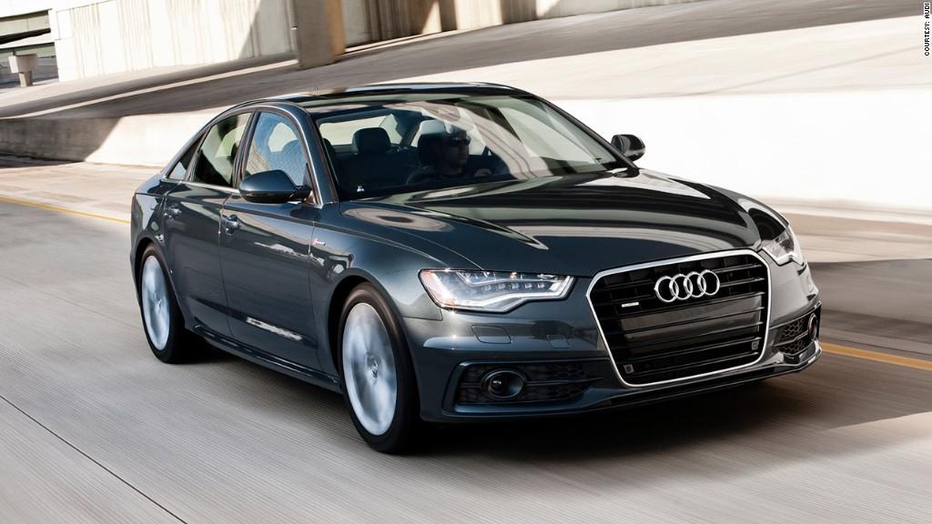 Audi Luxury Cars aud