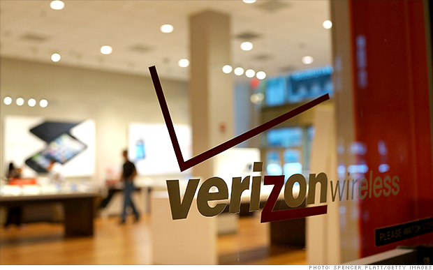 verizon earnings