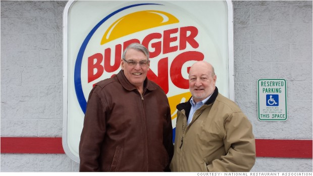 burger king owners