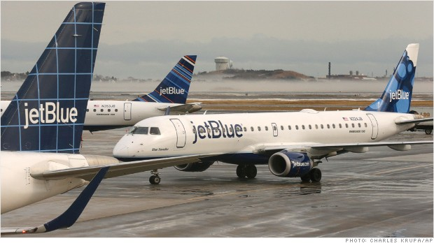 jetblue planes grounded