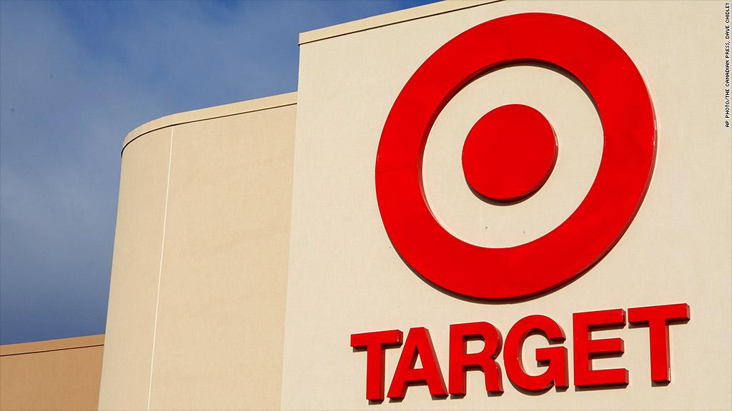 target emails