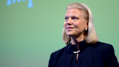 IBM chief to Trump: Let's create 'new collar' jobs