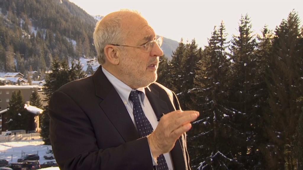 Stiglitz on how to fix the income gap