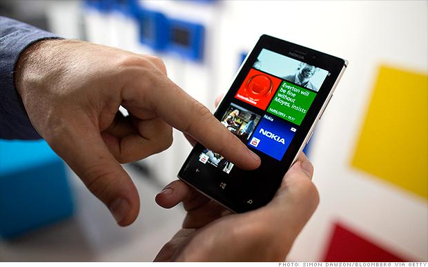 lumia nokia smartphone
