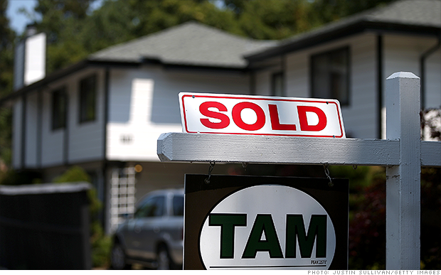 home sales 012314