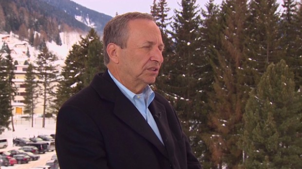 Summers: Fiscal cuts are 'madness'