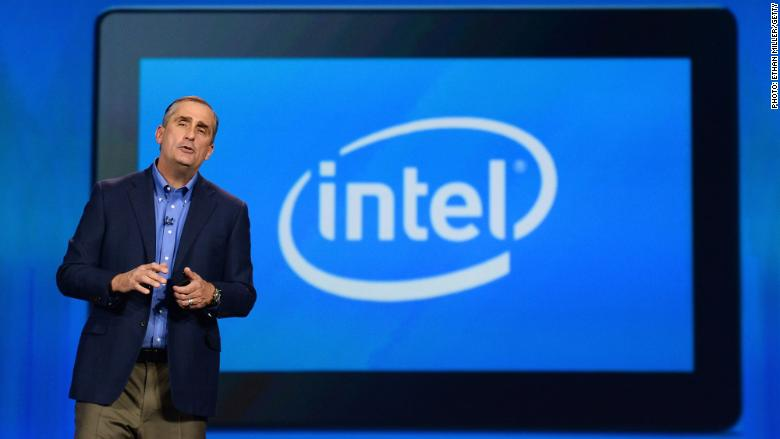 Intel CEO's massive stock dump raises eyebrows