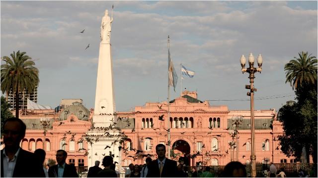 Argentina solicita un proceso contra EE.UU. en La Haya