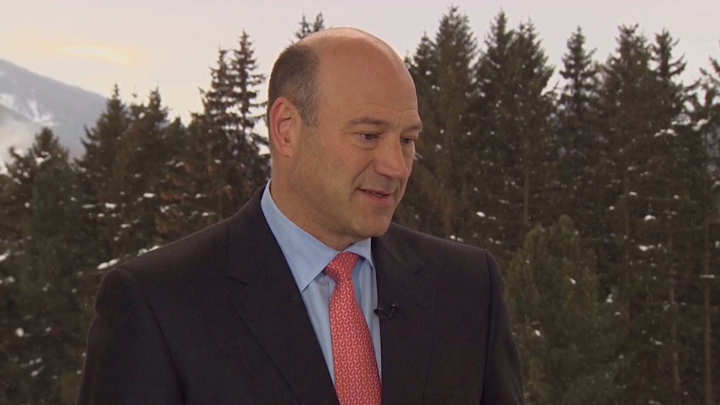 Goldman exec: World needs faster growth