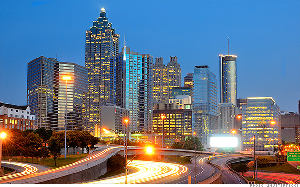 top 10 relocation atlanta