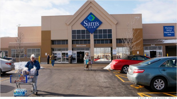 sams club layoffs