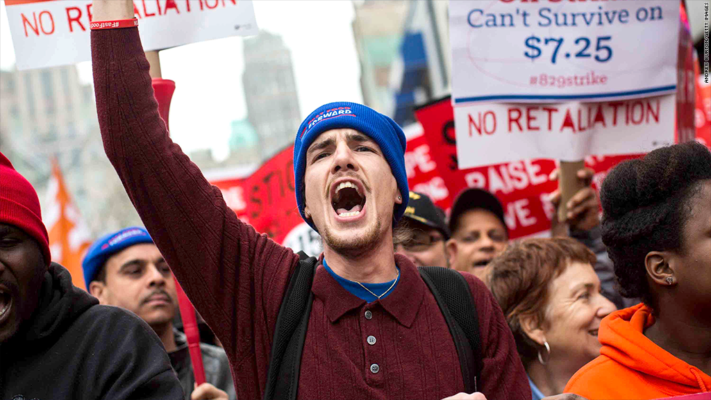 minimum wage state of the union