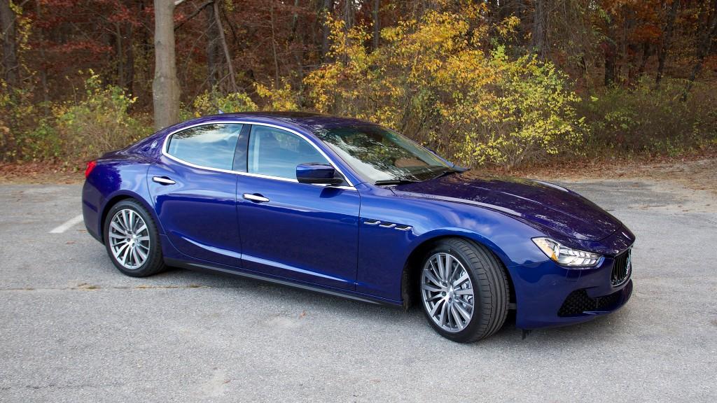 luxury car sales maserati