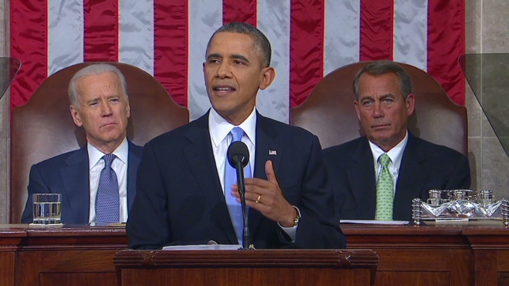 State of the Union in 90 seconds