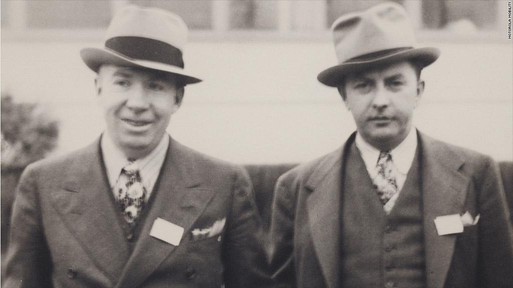 motorola founders