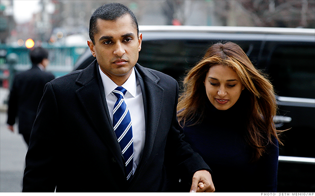 mathew martoma with wife