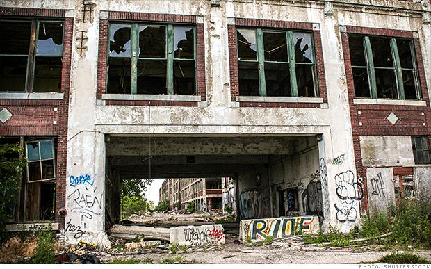 most dangerous cities detroit