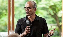 Nadella would be safe choice for Microsoft