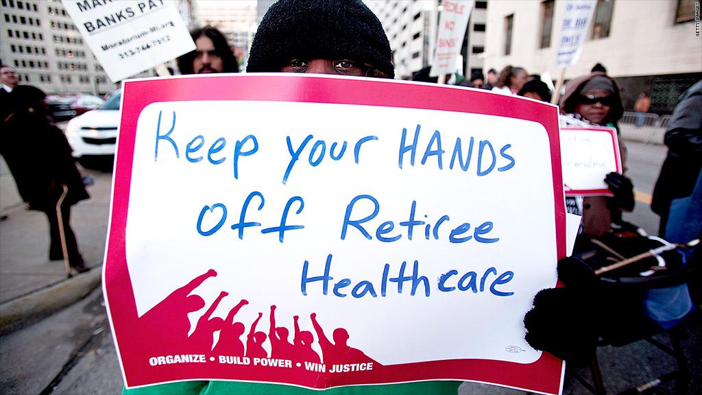 detroit healthcare