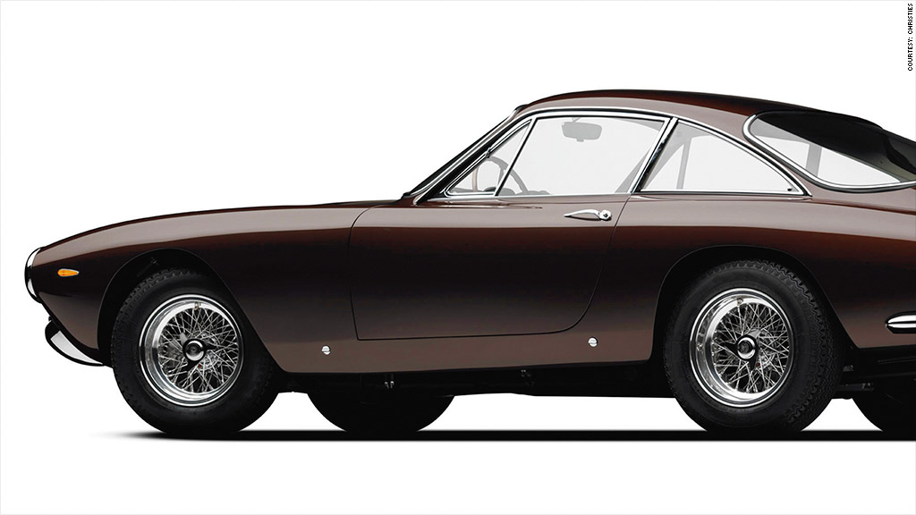 1963 Ferrari 250 GT Lusso - Steve McQueen adds huge value ...