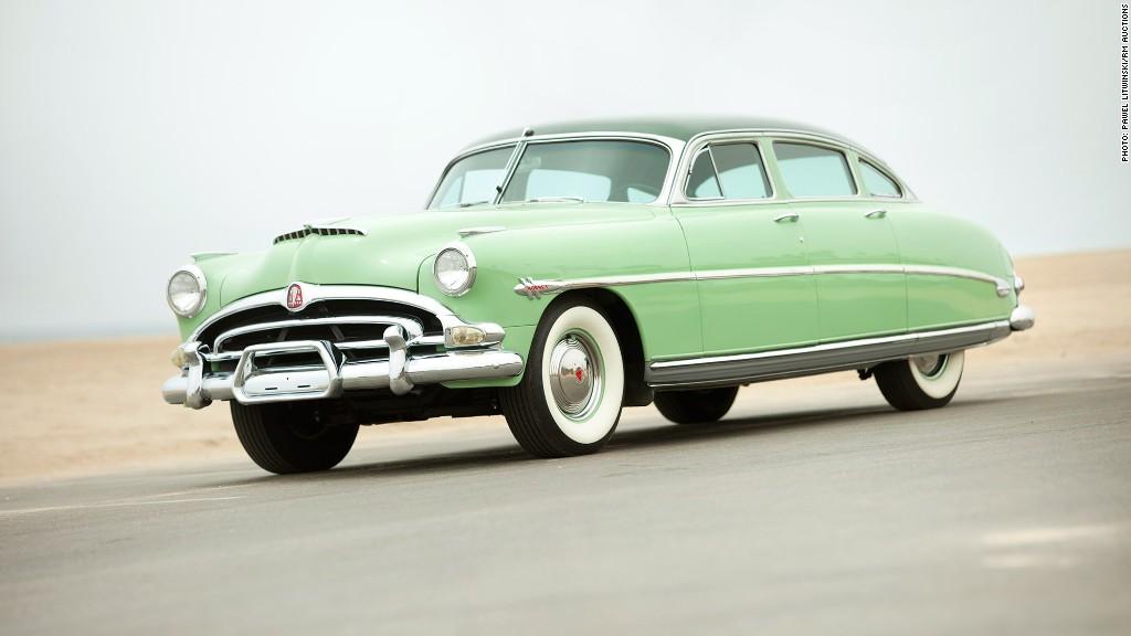 1953 hudson hornet steve mcqueen adds huge value to cars. Black Bedroom Furniture Sets. Home Design Ideas