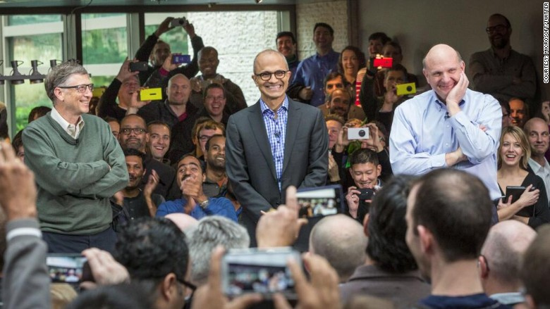 Could Nadella be Microsoft's best CEO ever?