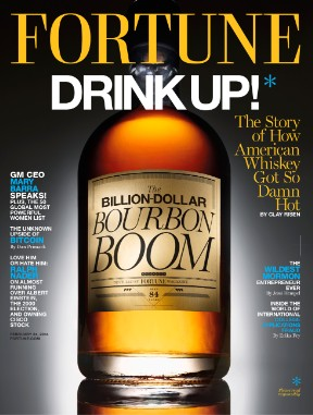 The billion-dollar bourbon boom
