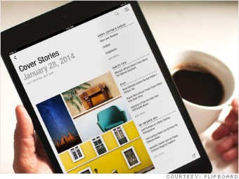 reader apps flipboard
