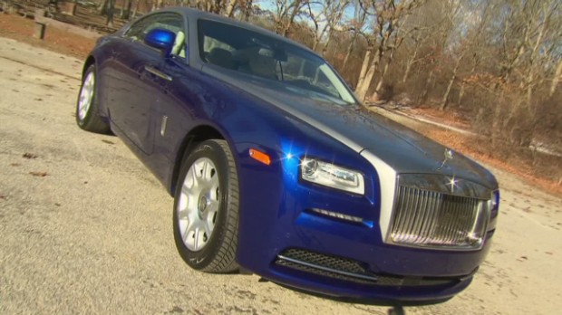 Rolls Royce Wraith Video Review Rolls Royce Wraith Fast