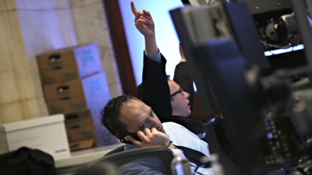 A pause in the sell-off?