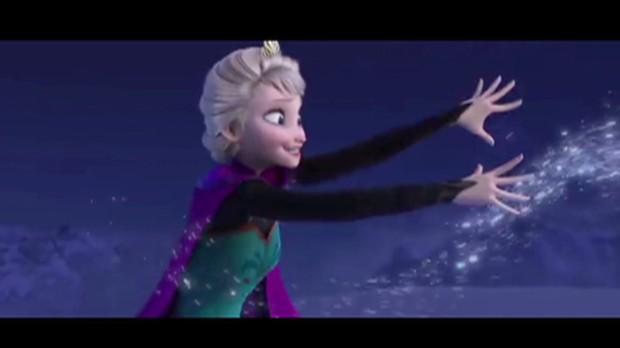 'Frozen' assets: Disney soars