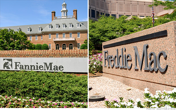 Taxpayers Close To Profit On Fannie Freddie Bailout Feb