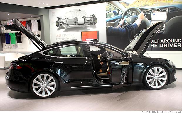 tesla china electric car subsidies