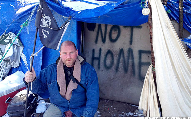 homelessness aaron howe