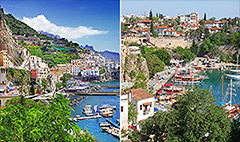 Honeymoon hotspots: Splurges vs. steals