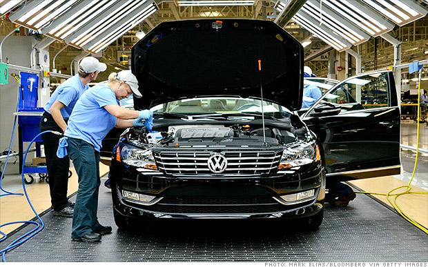 Volkswagen Car Dealership In Chattanooga Tn