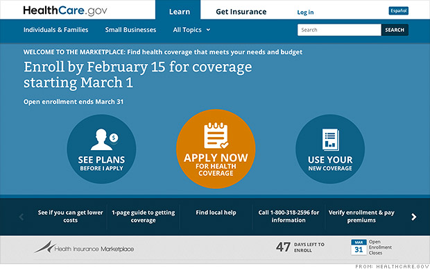 Obamacare sign ups jump to 3.3 million