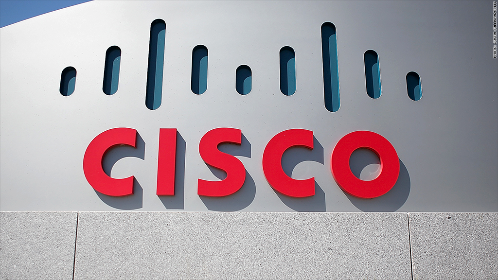 cisco boosts dividend