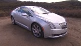 Cadillac ELR: Plug-in luxury, hefty cost