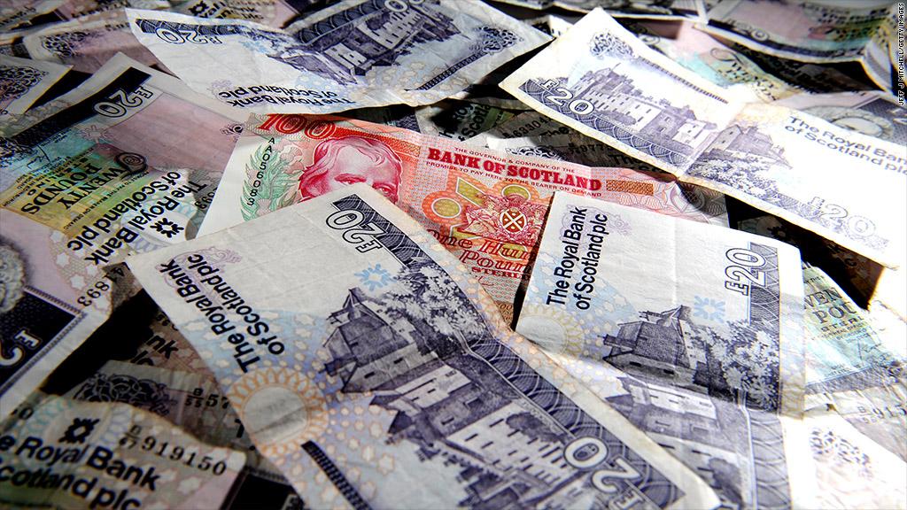 Schottisches Geld