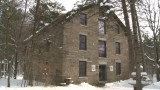 Own a historic old stone mill home